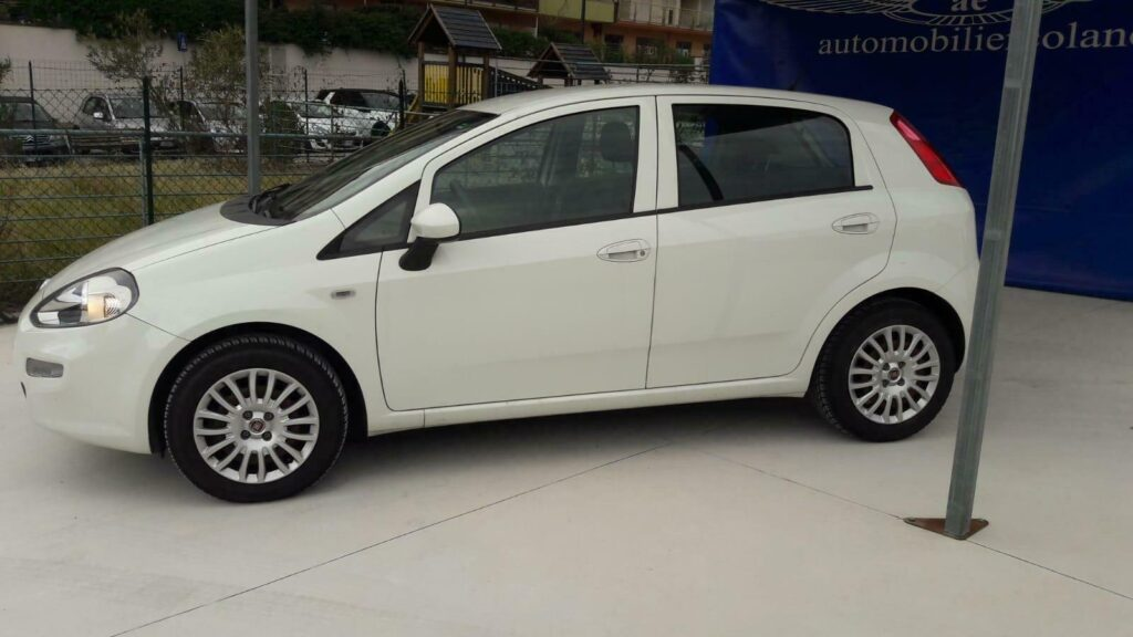 FIAT Punto Punto 1.3 MJT II 75 CV 5p. Street