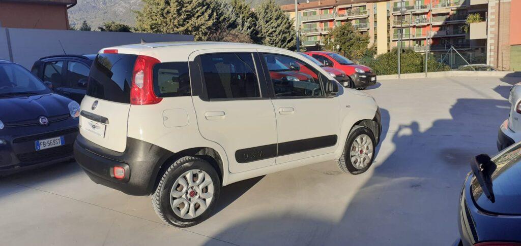 FIAT Panda 1.3 MJT 4x4 Pop Van 2 posti