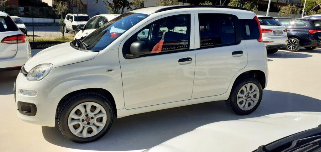 FIAT Panda 0.9 T.Air Turbo N.Pow.Pop Van 2pti