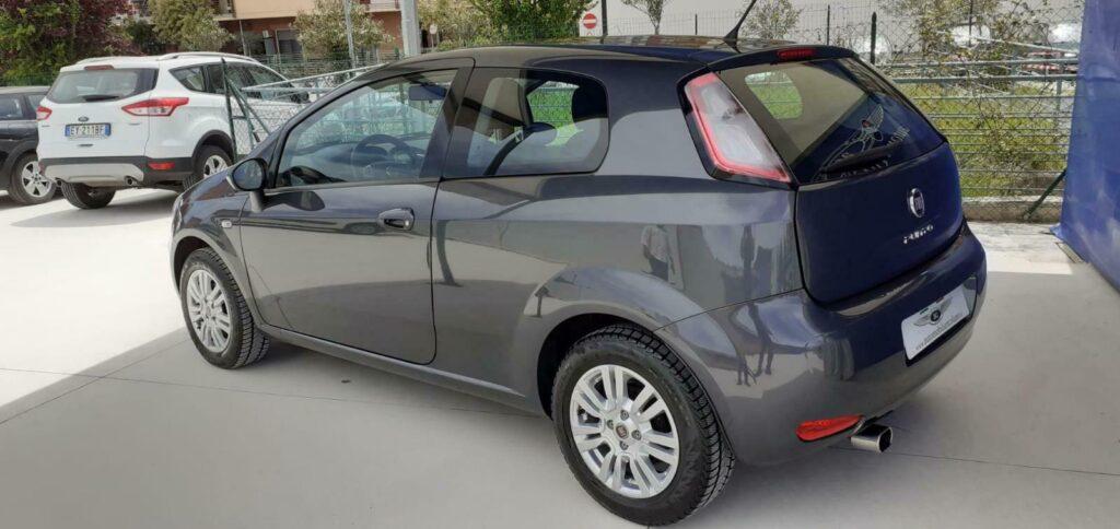 FIAT Punto Punto 1.3 MJT II S&S 85 CV 3p.ECO Lounge
