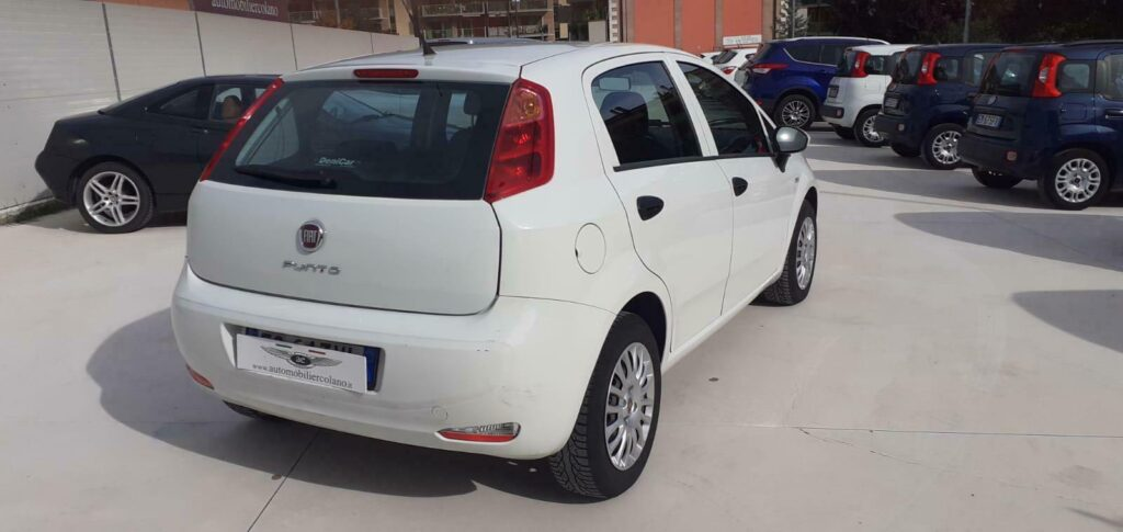 FIAT Punto 1.4 8V 5p. Easypower Street
