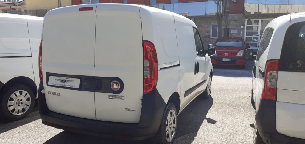 Fiat doblo' cargo 4 porte 1.3 multijet 16v 90cv eu5+ sx