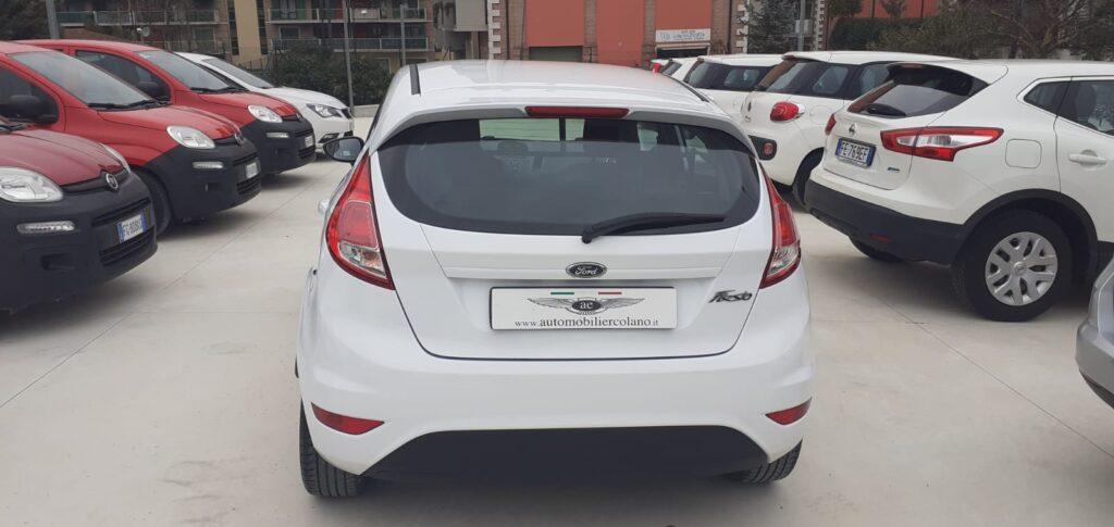 FORD Fiesta 1.5 TDCi 75 CV 5p. Business N1