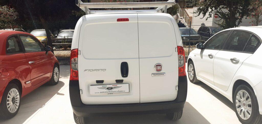 FIAT Fiorino 2ª serie Fiorino 1.3 MJT 80CV Cargo SX 2018
