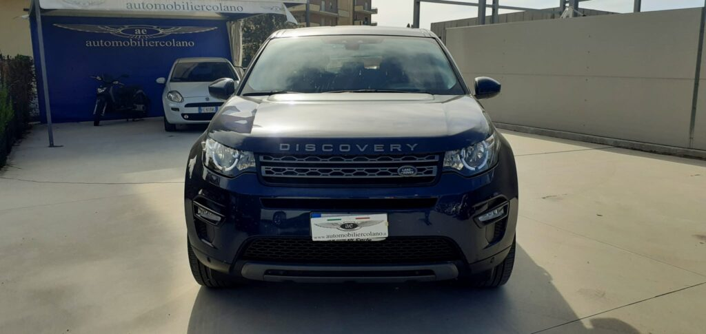 Land Rover Discovery Sport 2.0 TD4  Sport