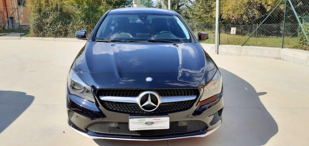 Mercedes Cla 180 D Business Shooting Brake
