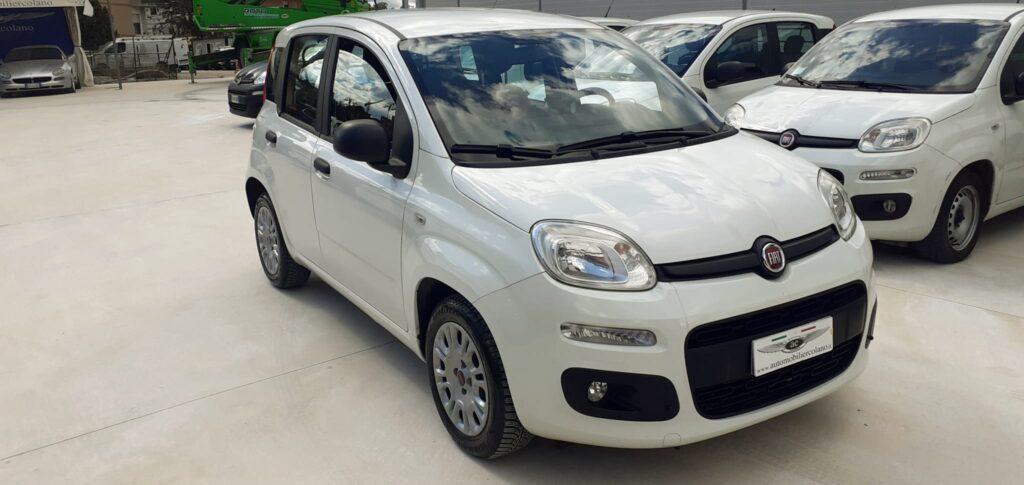 Fiat panda 1.3 m jet 4 posti N 1