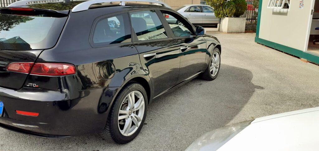 ALFA ROMEO 159 2.0 JTDm 136 CV SW Distinctive